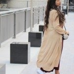 Wintery maroons & nude layers