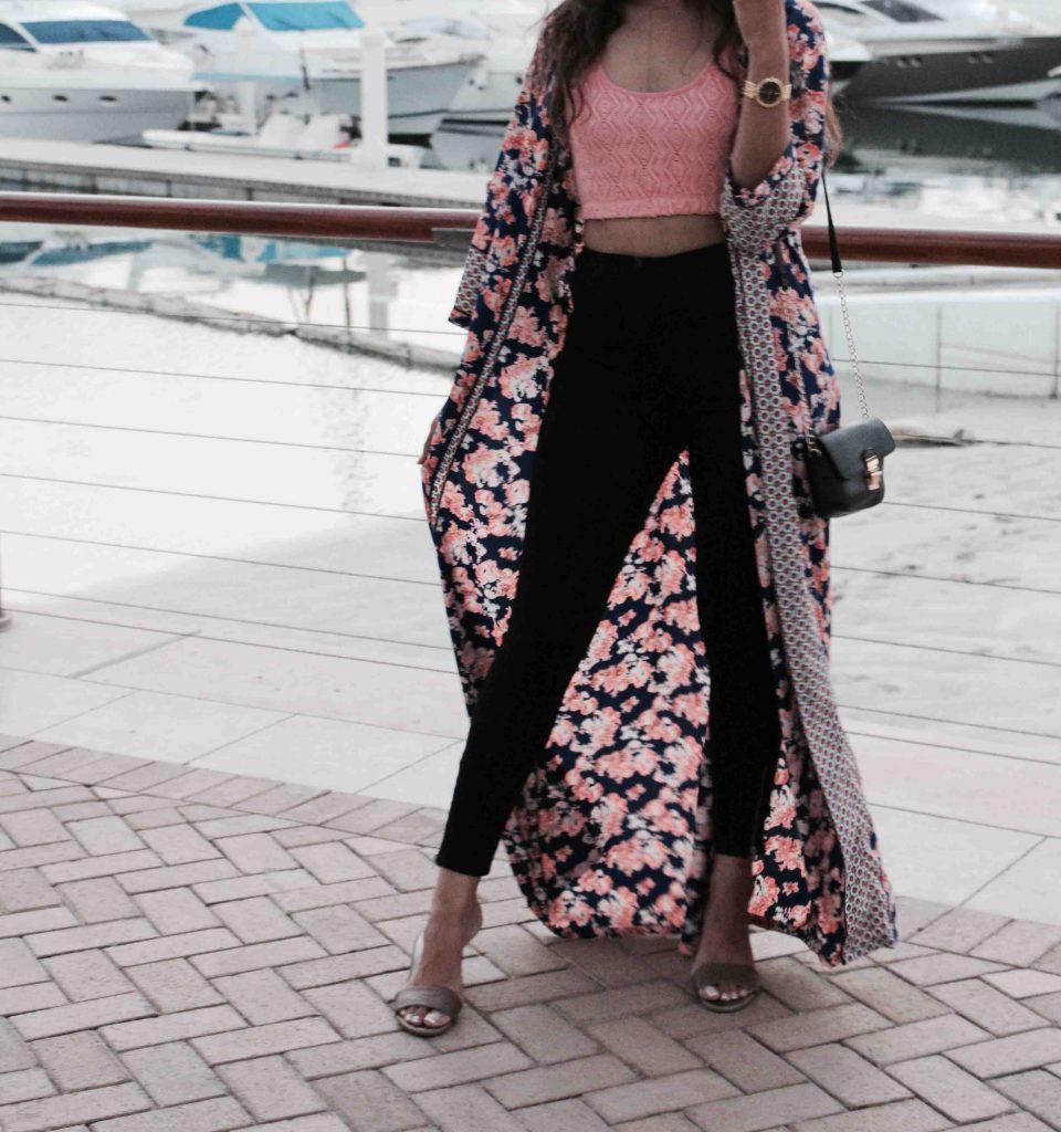 Fashion kimono