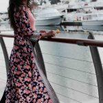 Florals on deck