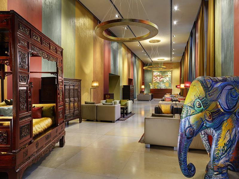 best hotel interiors