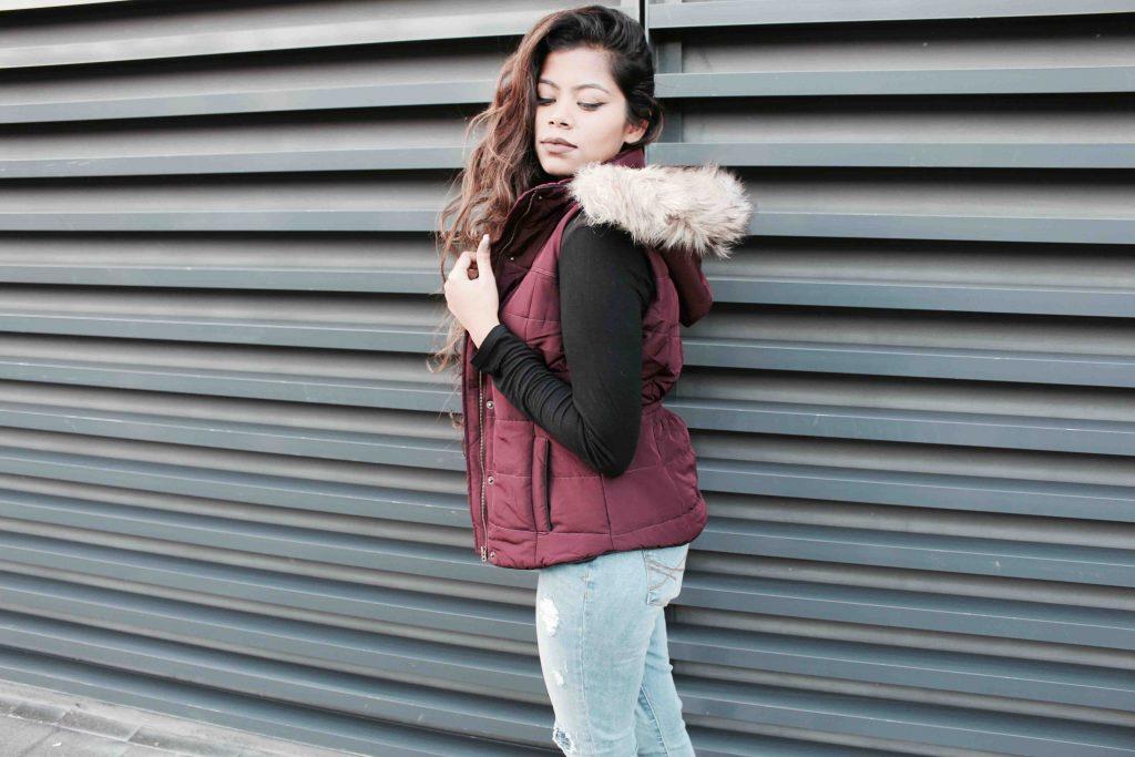 maroon jackets