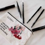 Gosh cosmetics: Eye makeup collection review