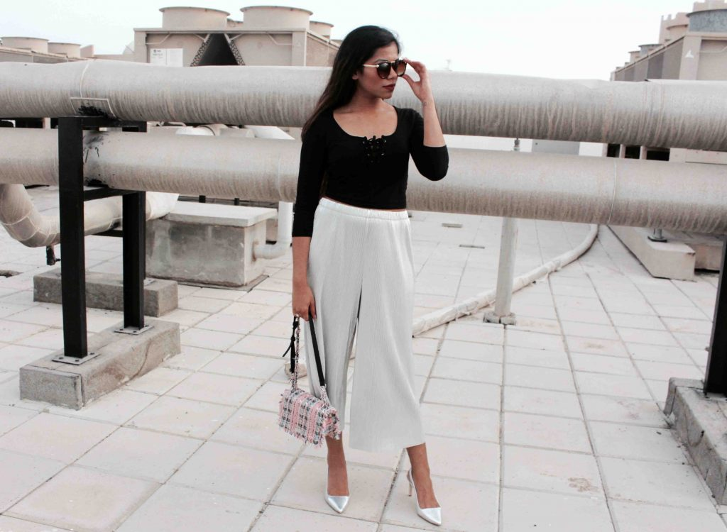 Culottes fashion
