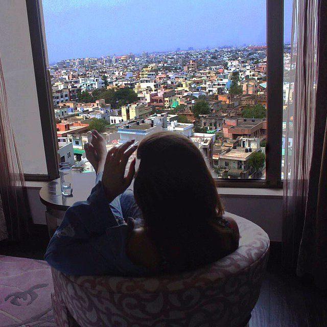 Jaipur Rajasthan Hotel room views from hiltonhotels with musafirdotcom hellip