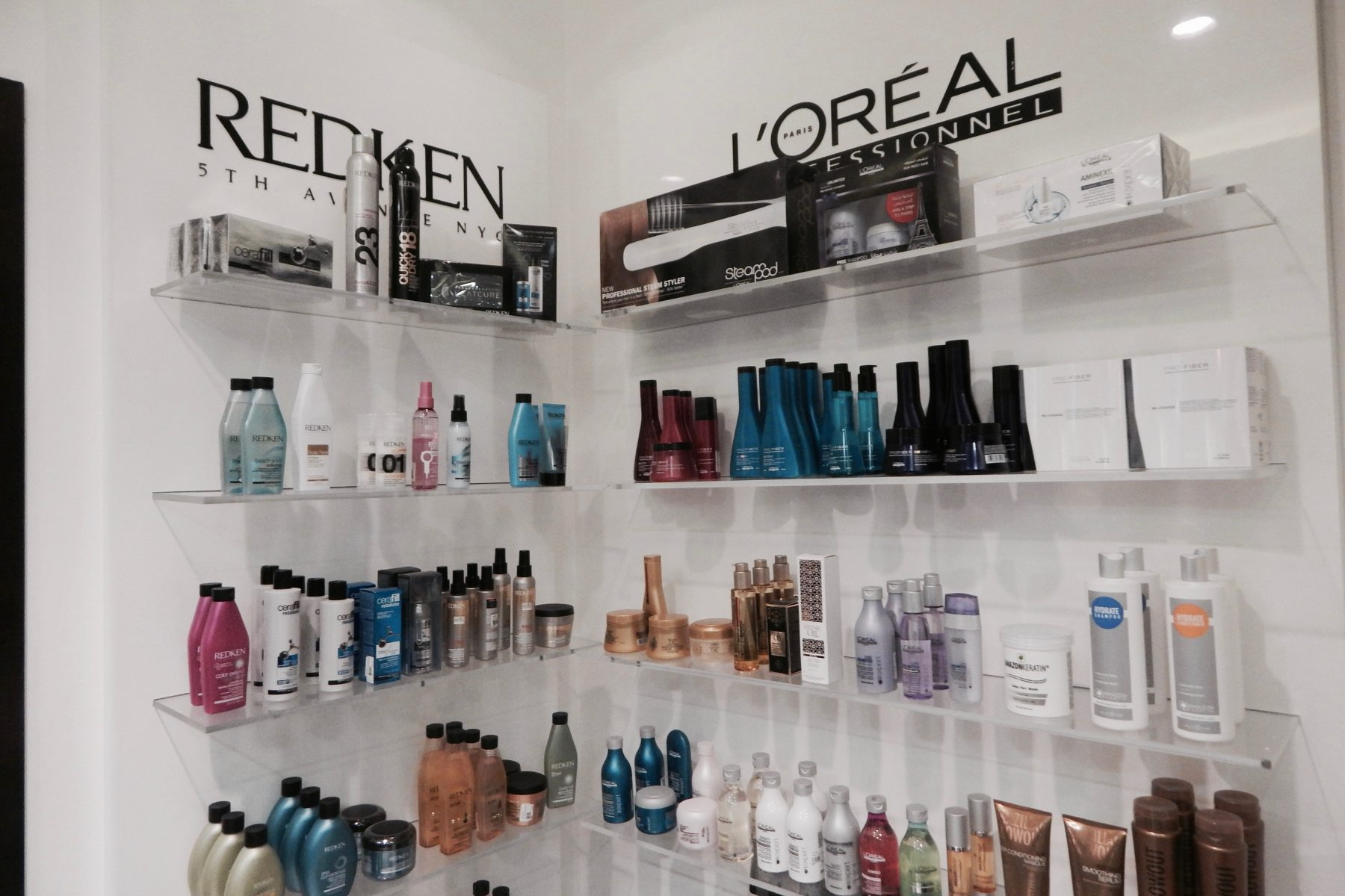 L'areal products