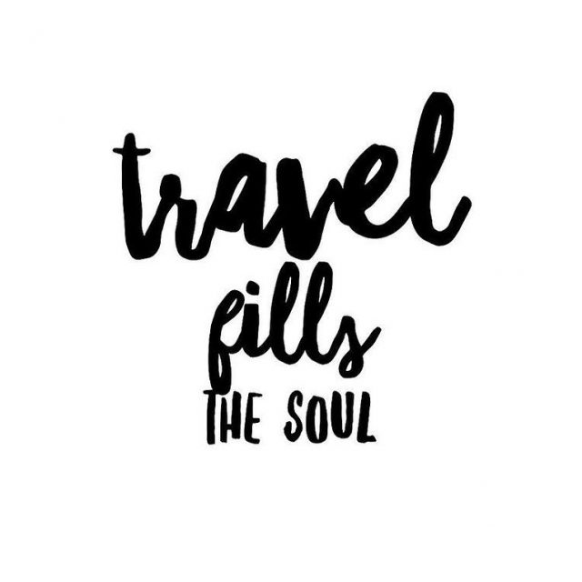 Feed your soul     traveligers travelquote travelbloggerhellip