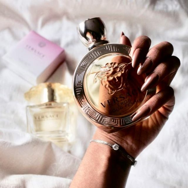 Talking all about our current favorite perfume Versace Eros Pourhellip