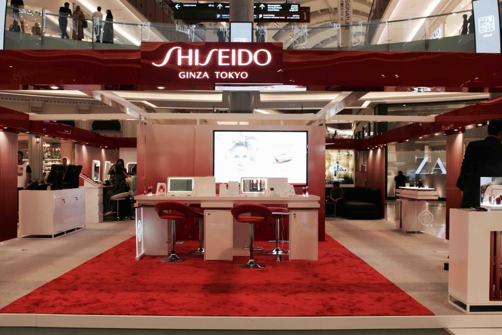 Shiseido offers