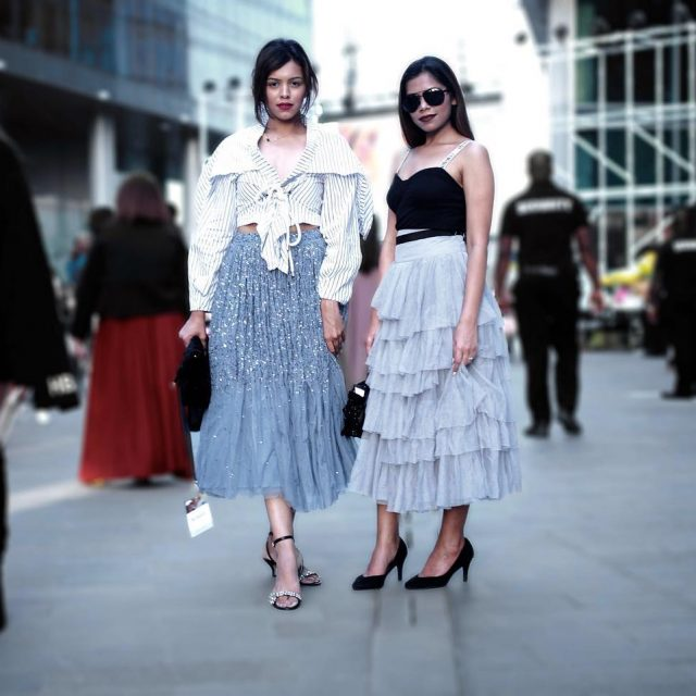 Twinning in all asos ffwddxb day 2   illustradomagazinehellip