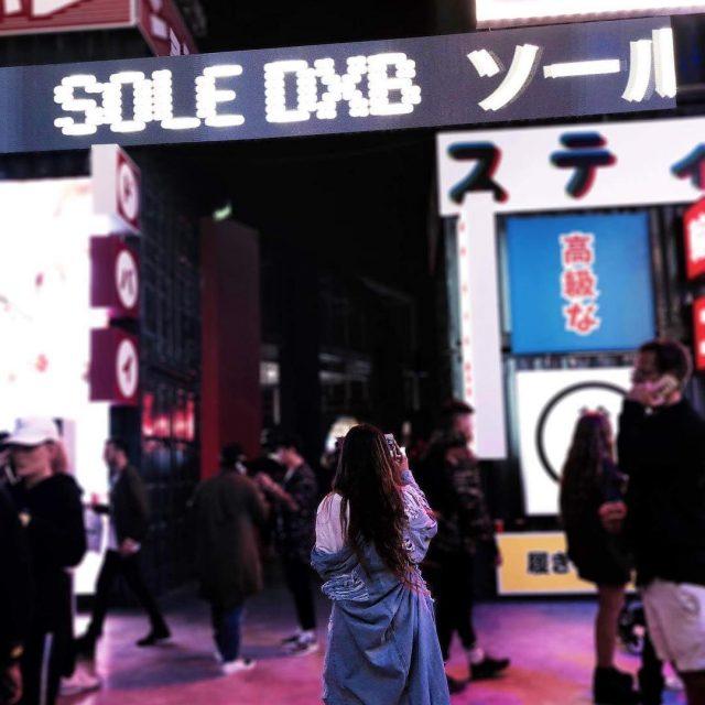 Streets of Tokyo soledxb d3dubai    soledxb tokyostreethellip