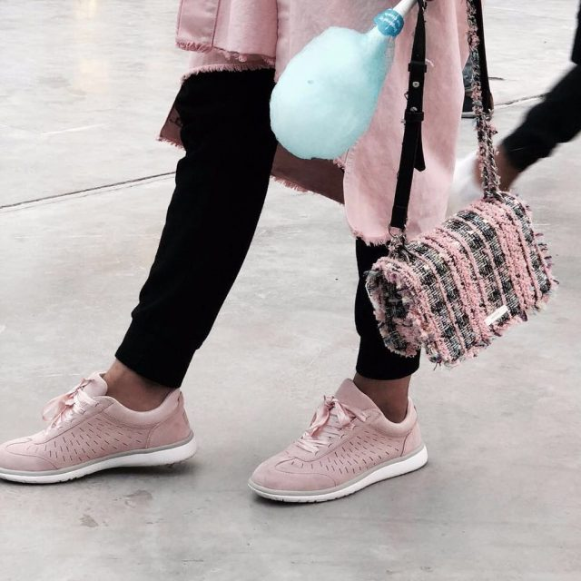 Cotton candy vibes soledxb Tap for outfit details  hellip