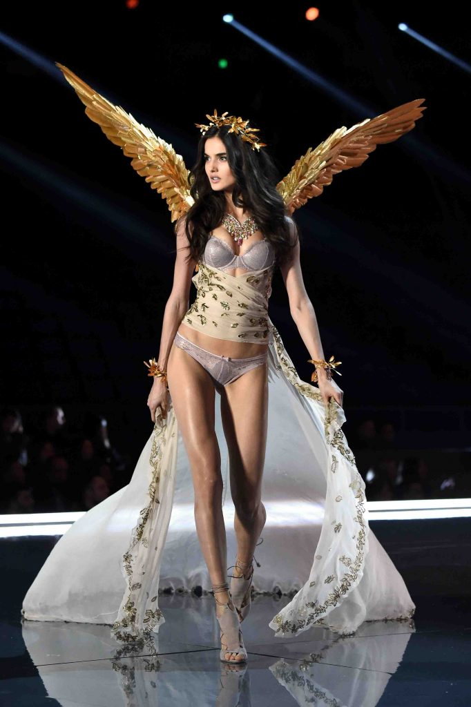 Angel wings runway