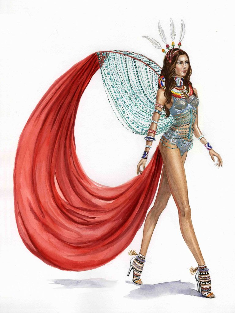 fashion illustrations wonderful