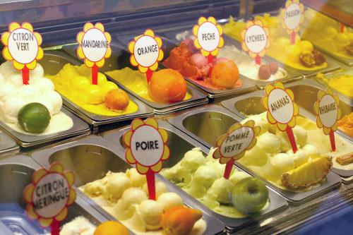 Best gelato Nice