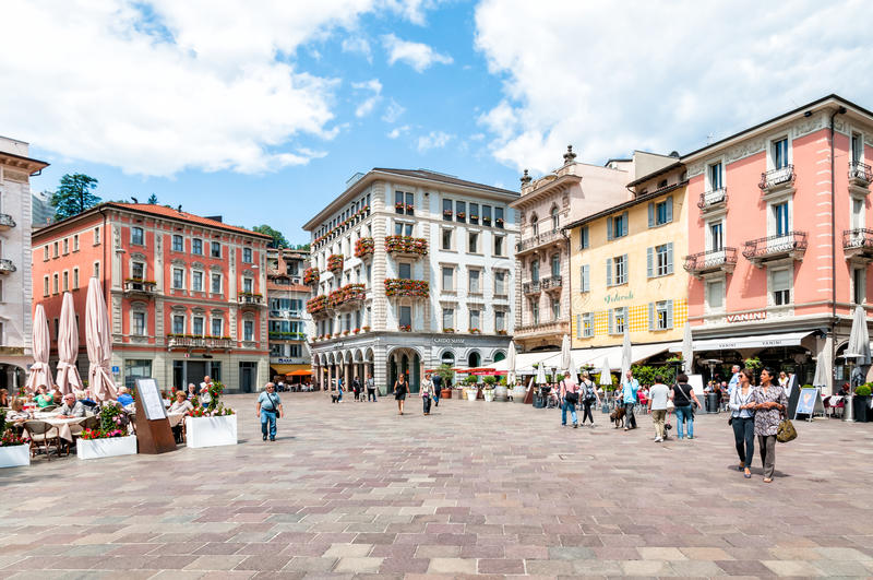 old town lugano