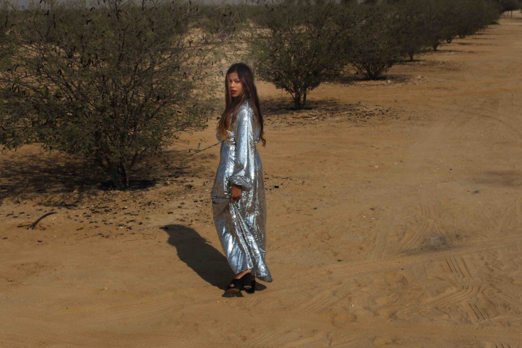 Desert fashion