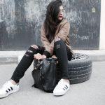 Street style favorite: Bomber jackets