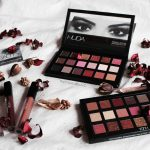 Favorite product: Huda Beauty Eyeshadow palette Rose Gold Edition