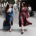 Travel Fashion: Boho style maxi dresses