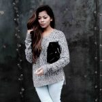 Minimilistic winters with cozy knits