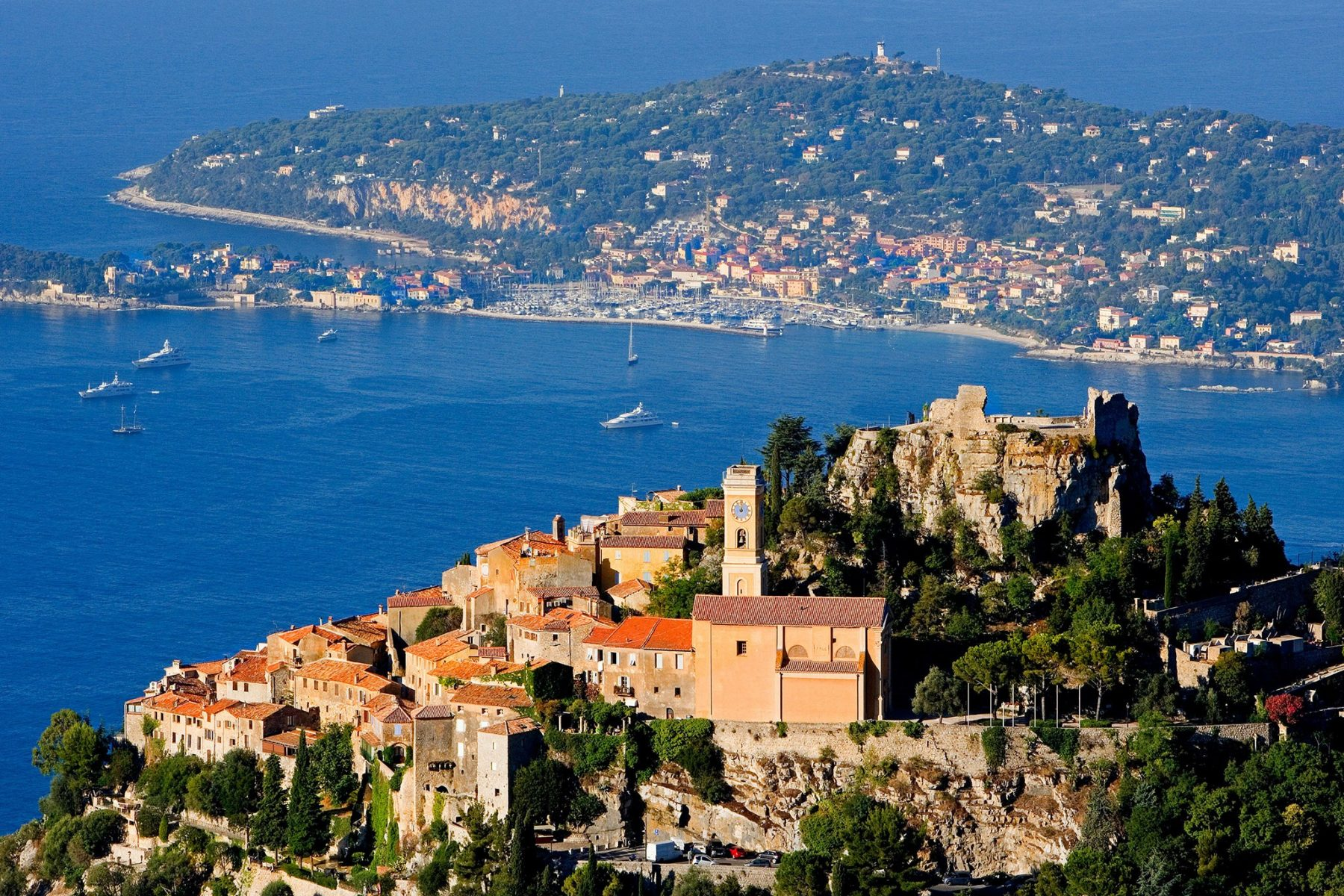 short stay in french riviera